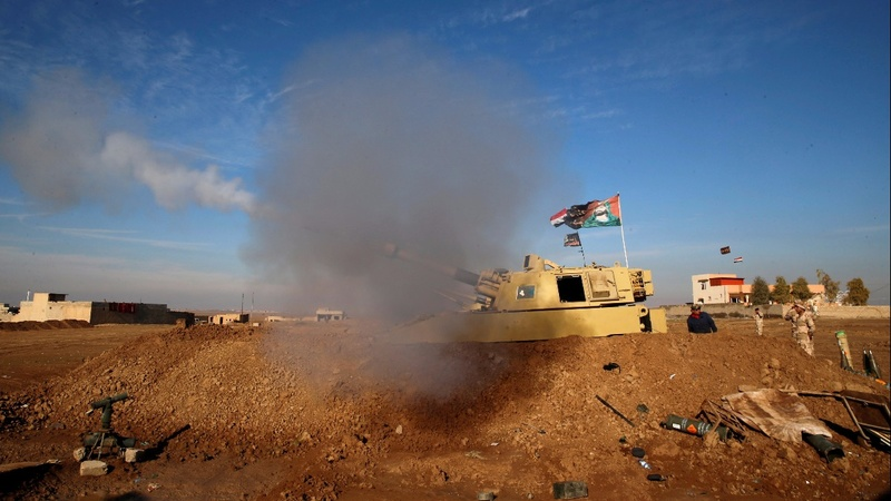 Iraq launches second phase of Mosul attack