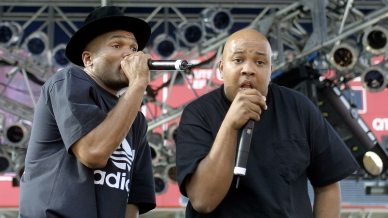 RUN DMC sues major stores for $50 million
