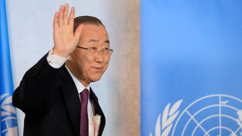 INSIGHT: Ban Ki-moon bids farewell to the UN