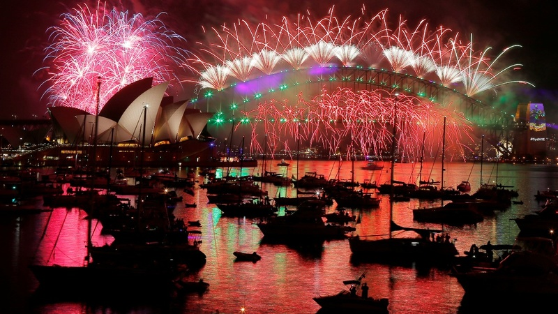 INSIGHT: New Year's fireworks around the world