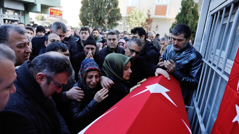 I.S. claims responsibility for Istanbul attack