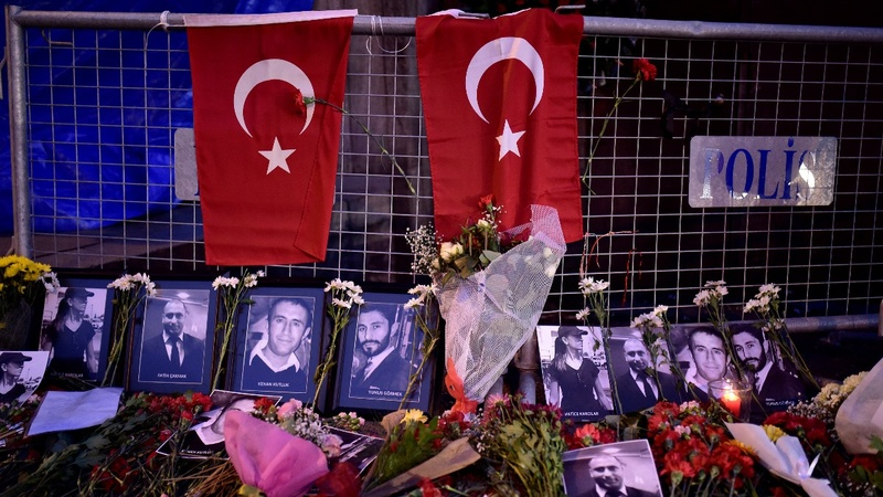 Istanbul gunman may have trained in Syria