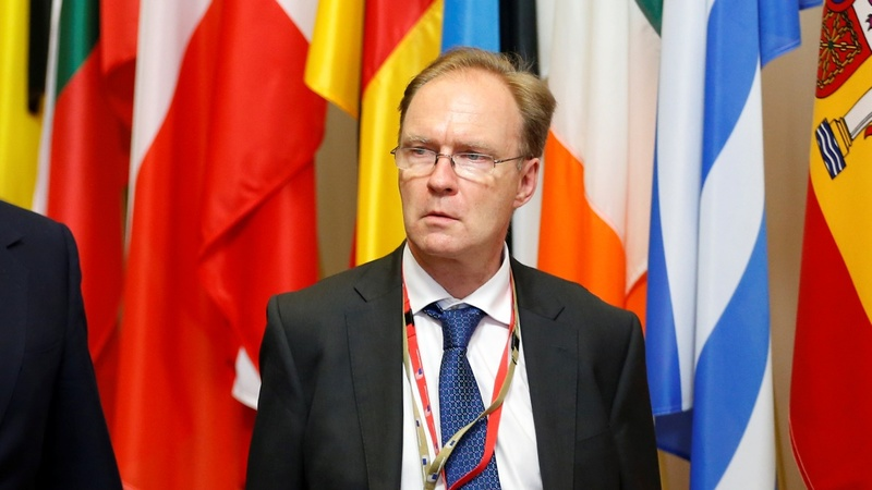 Britain's top EU negotiator quits