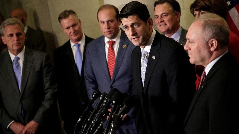 House GOP reverses effort to gut ethics watchdog