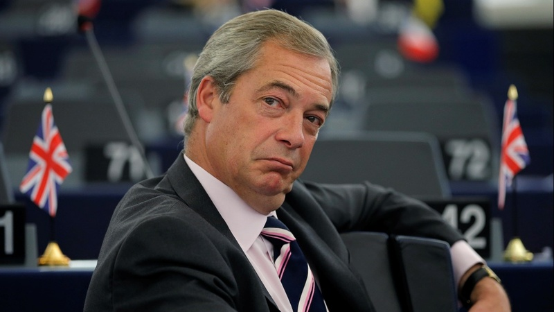VERBATIM: Farage wants resignations