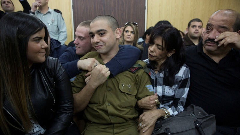 Israeli soldier convicted of manslaughter