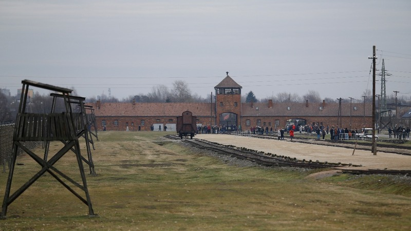 INSIGHT: Auschwitz model uncovers Nazi crimes