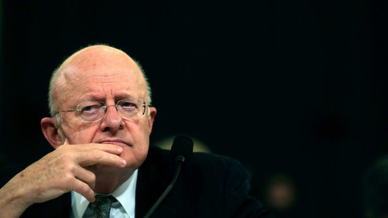 U.S. spy chiefs testify on Russian hacks