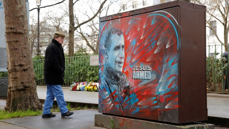2 years on, Charlie Hebdo remembers victims