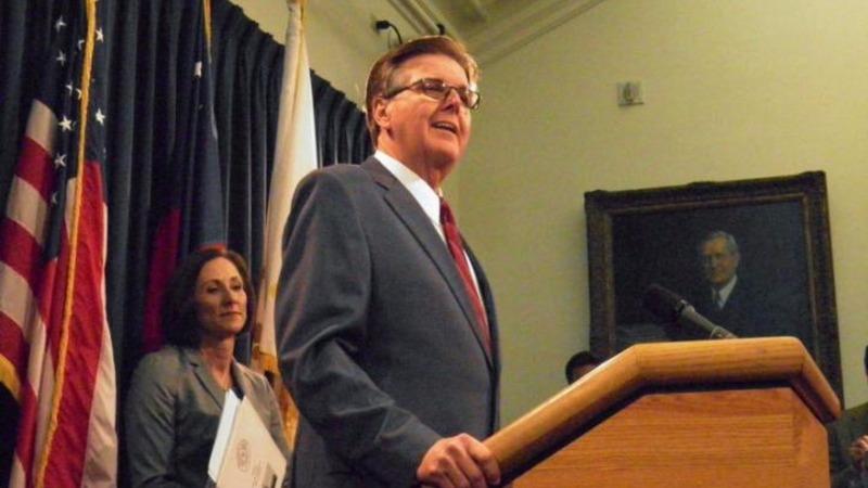 Texas introduces transgender 'bathroom bill'