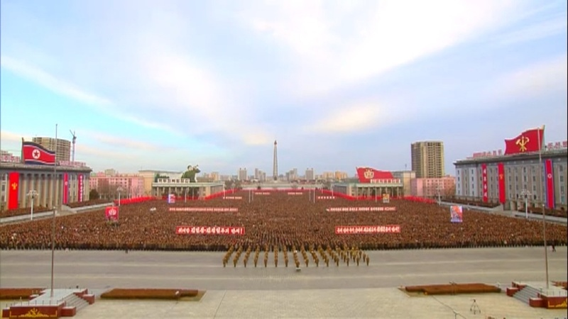 INSIGHT: North Korea's massive rally to pledge loyalty