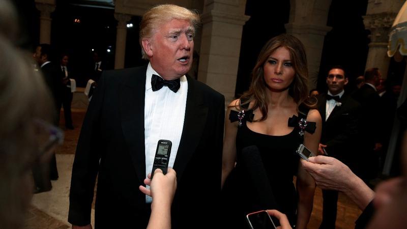 Trump defiant ahead of intel briefing