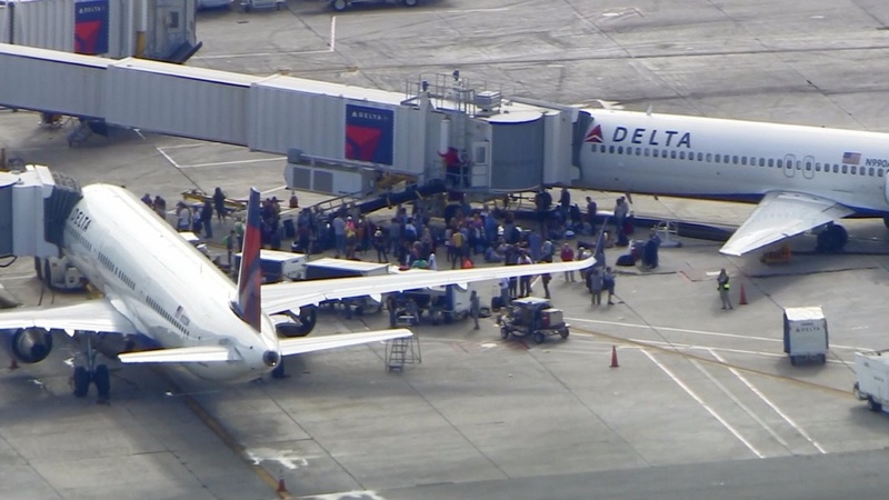 Gunman identified in deadly Florida airport shooting