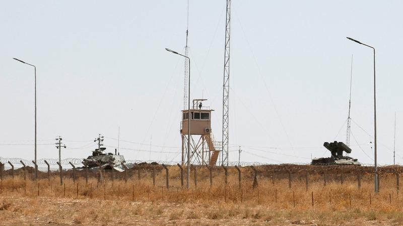 Turkish PM in Iraq amidst tense relations