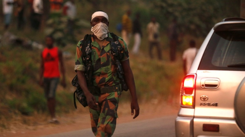 Ivory Coast soldiers mutiny, taking several cities