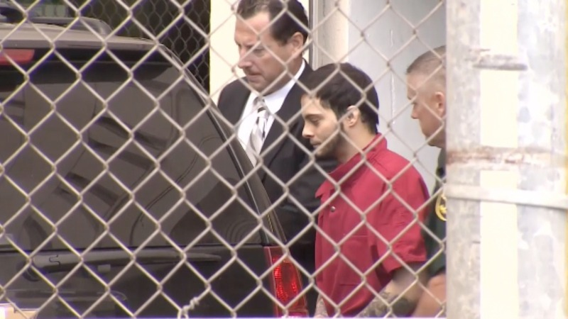 Florida shooting suspect appears in court