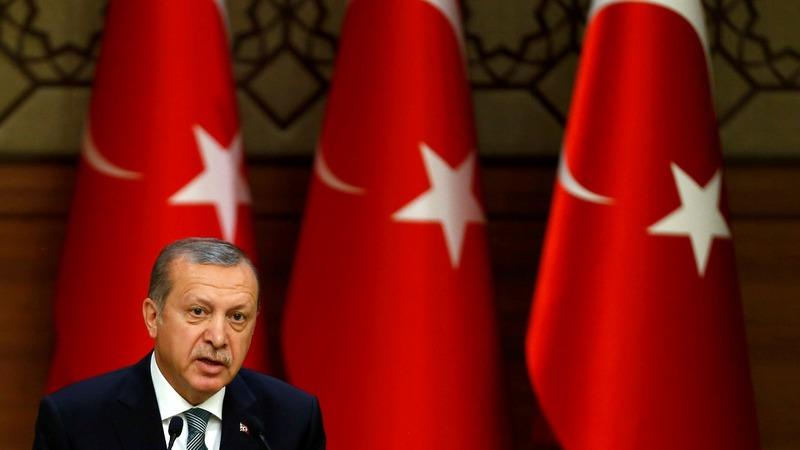 Turkey moves closer to executive presidency