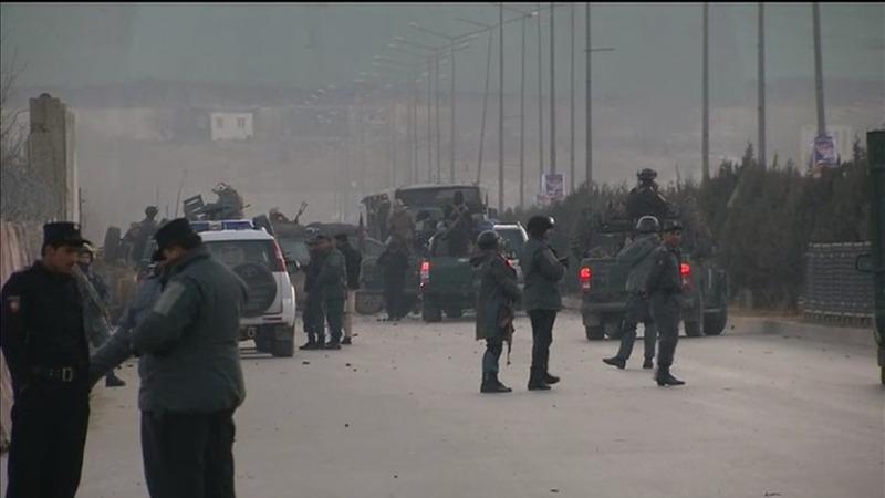 Taliban attack kills dozens in Kabul