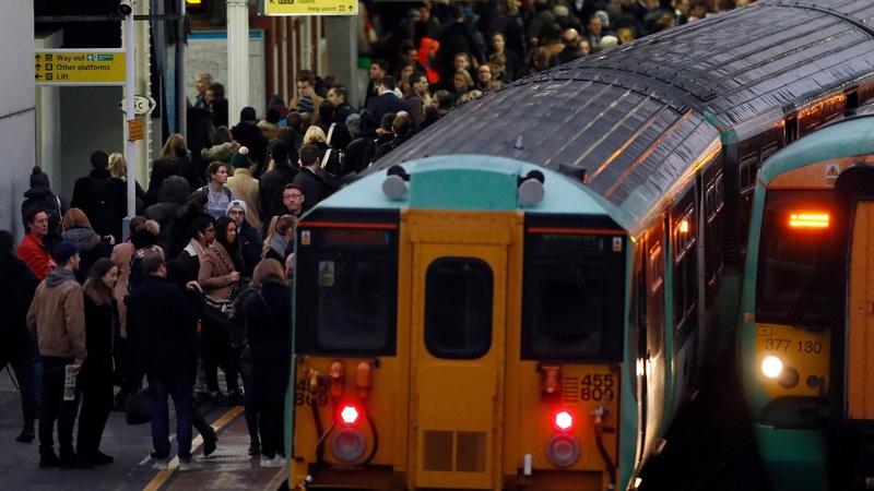 More strike misery for London commuters
