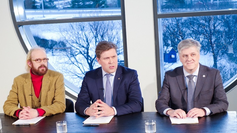 Iceland's new coalition eyes EU referendum