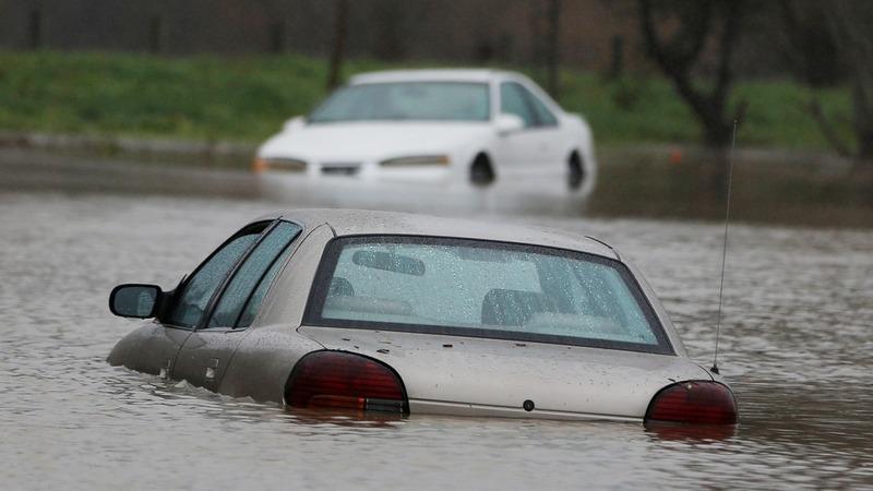 Deadly storms threaten U.S. West Coast