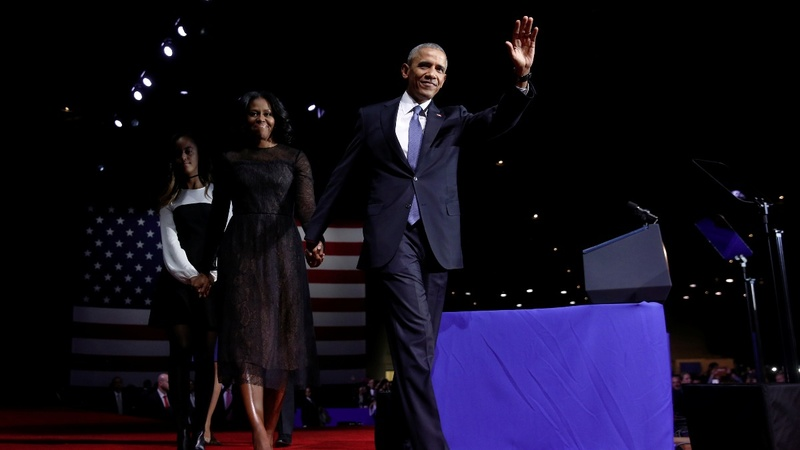 Obama offers hope, urges inclusiveness in final address