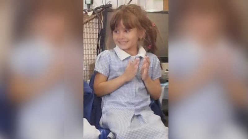 British teen charged with 7-year-old's murder