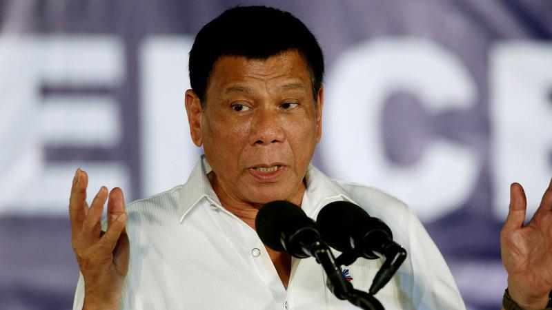 Duterte risks church backlash with contraception plan