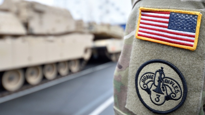 INSIGHT: U.S. troops arrive in Poland