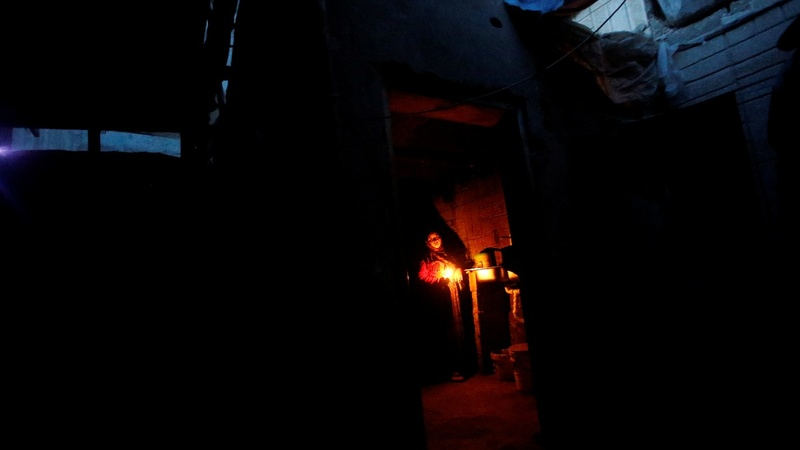 Energy crisis hits Gaza electricity