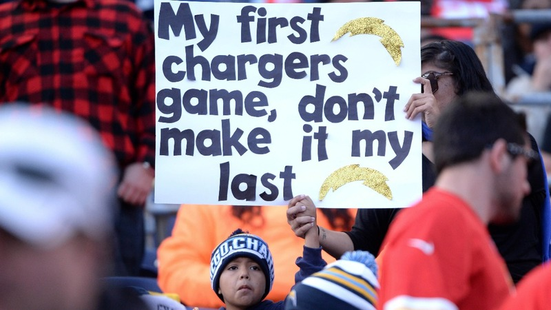 So long, San Diego: Chargers to head north to L.A.