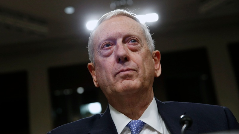 VERBATIM: World order under greatest threat since WWII - Mattis