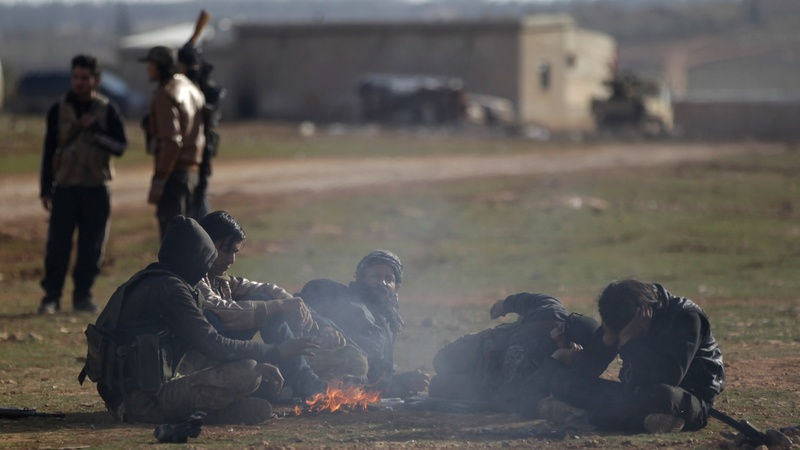 After Aleppo, Syrian rebels struggle to unify