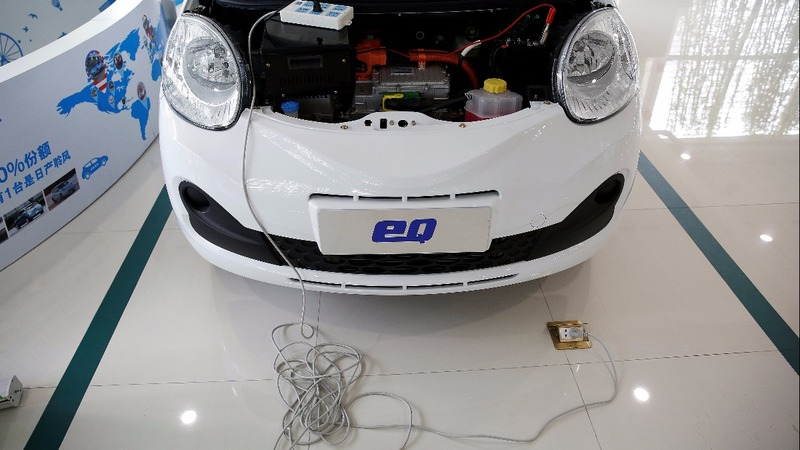 Cheap electric cars drive a Chinese boom