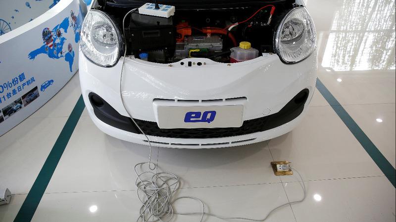 China's anti-Teslas drive a cheap electric car boom