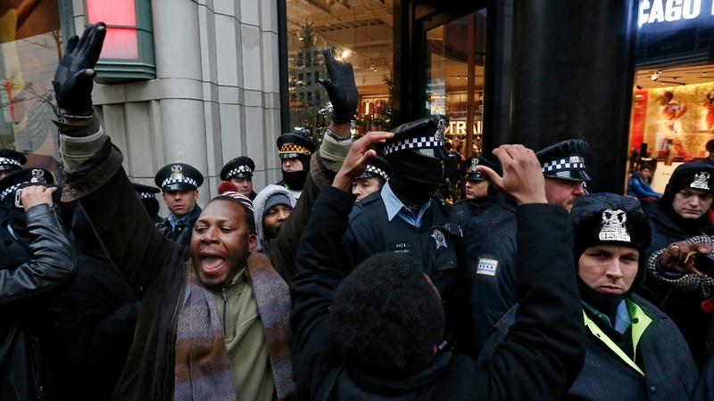 DOJ blasts Chicago police over excessive force