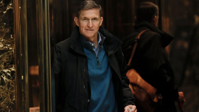 Flynn held calls with Russian envoy on day of sanctions