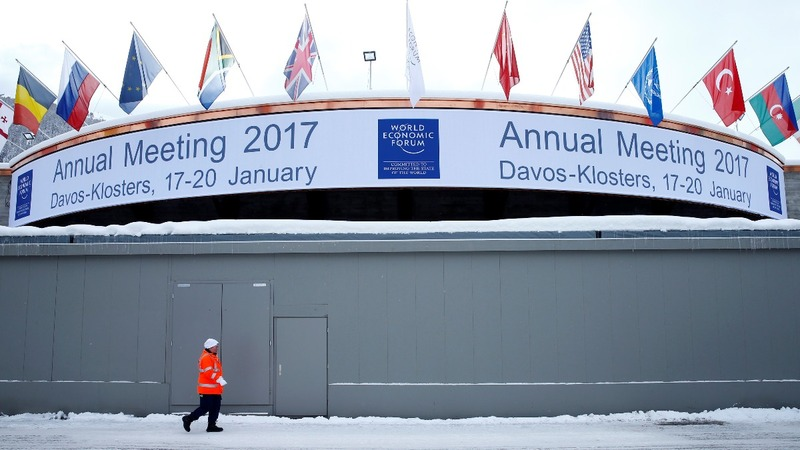 Damning inequality report haunts Davos