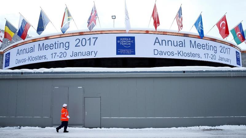 Damning inequality report haunts Davos