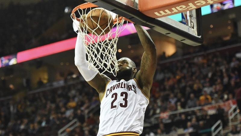 LeBron and Nike reaching for Air Jordan heights