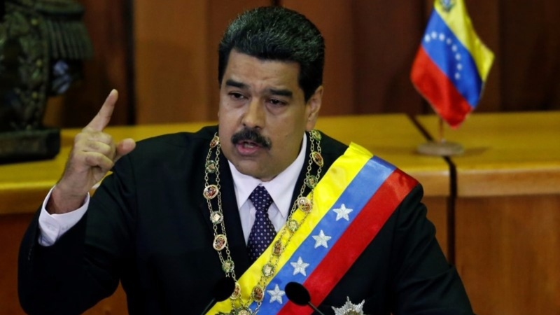 Venezuela's Maduro wants new plan to boost oil