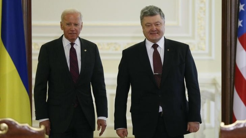 World must stand up to Russia - Biden