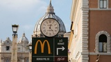 After controversy, McDonald's feeds homeless in Vatican