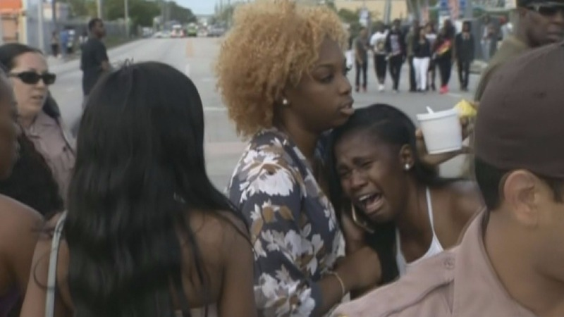 Eight people shot at Miami MLK Day festivities