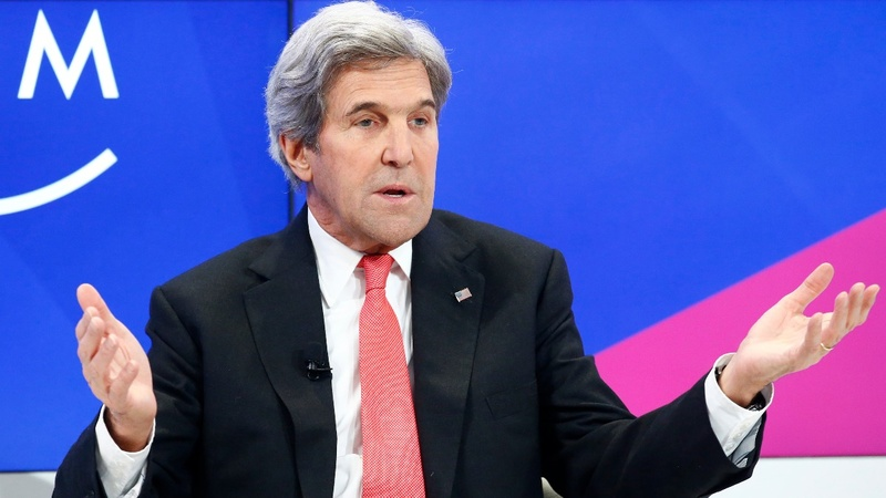 VERBATIM: Kerry warns Trump over Iran deal