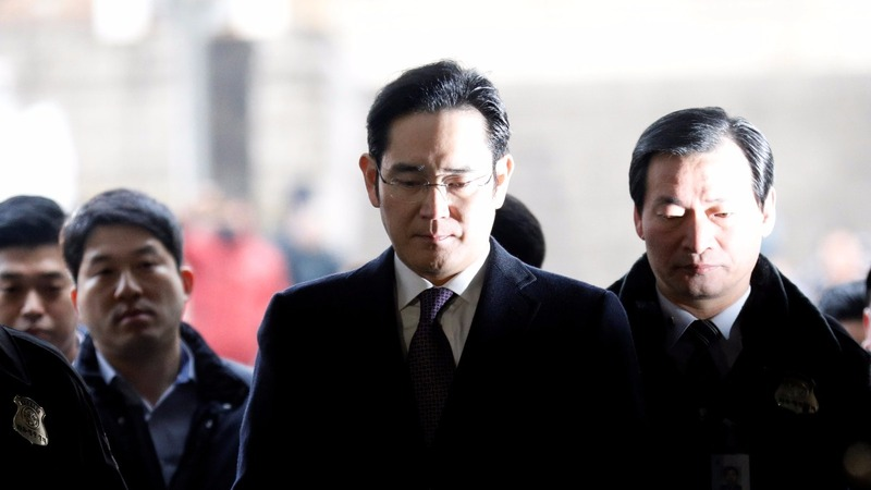 Samsung boss awaits judge's call on his arrest