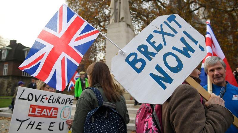 VERBATIM: Brexit plans 'in Europe's interest'