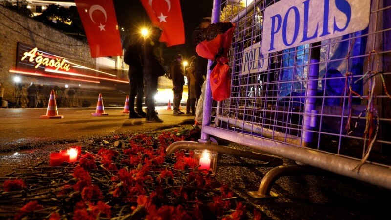 Turkey gunman changed target at last minute