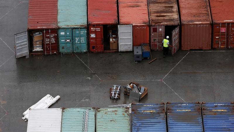 Concern over Brexit Britain's EU customs deal