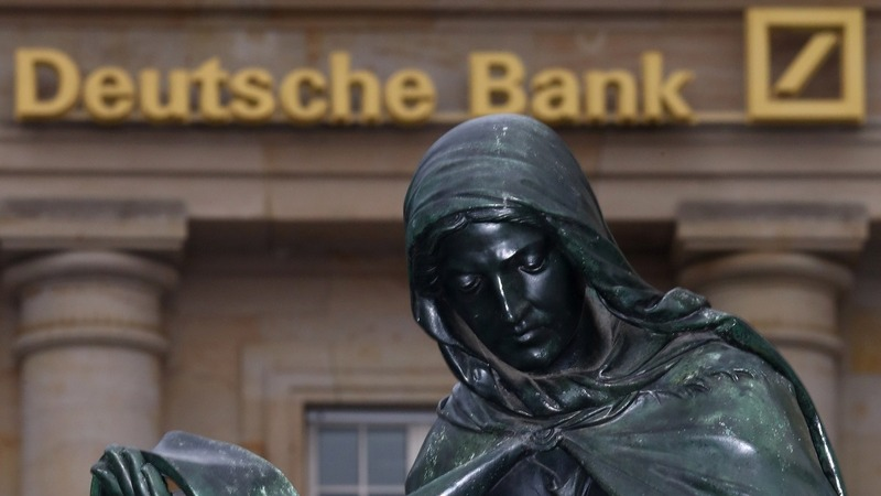 Deutsche Bank looks ahead after U.S. settlement